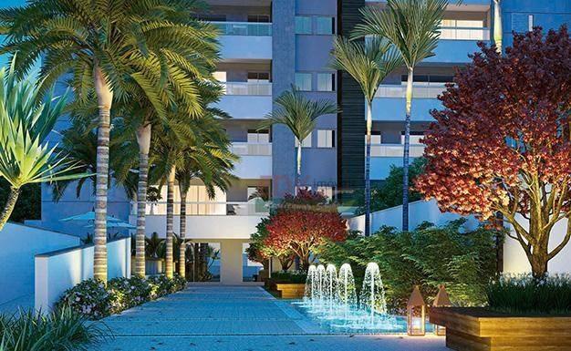 apartamento com 3 dormitórios à venda, 132 m² por r$ 609.870,00 - edifício maximus residence - pindamonhangaba/sp - ap0337