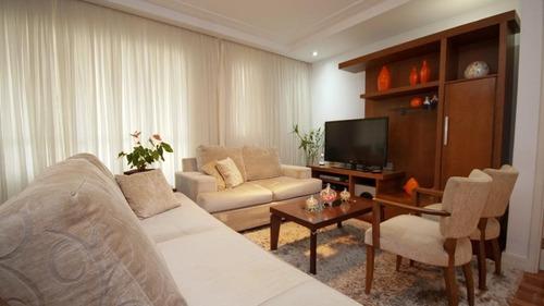 apartamento com 3 dormitórios à venda, 133 m² por r$ 1.290.000,00 - parque da mooca - são paulo/sp - ap4798