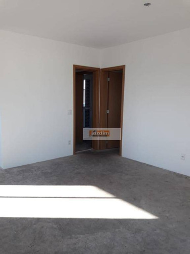 apartamento com 3 dormitórios à venda, 133 m² por r$ 850.000 - vila dayse - são bernardo do campo/sp - ap6330