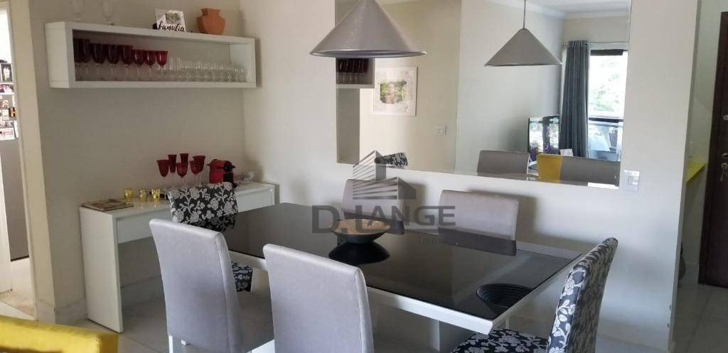 apartamento com 3 dormitórios à venda, 133 m² por r$ 850.000,00 - cambuí - campinas/sp - ap18183