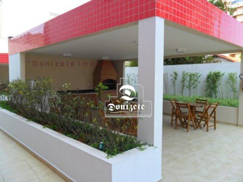 apartamento com 3 dormitórios à venda, 133 m² por r$ 890.000,01 - vila assunção - santo andré/sp - ap3455