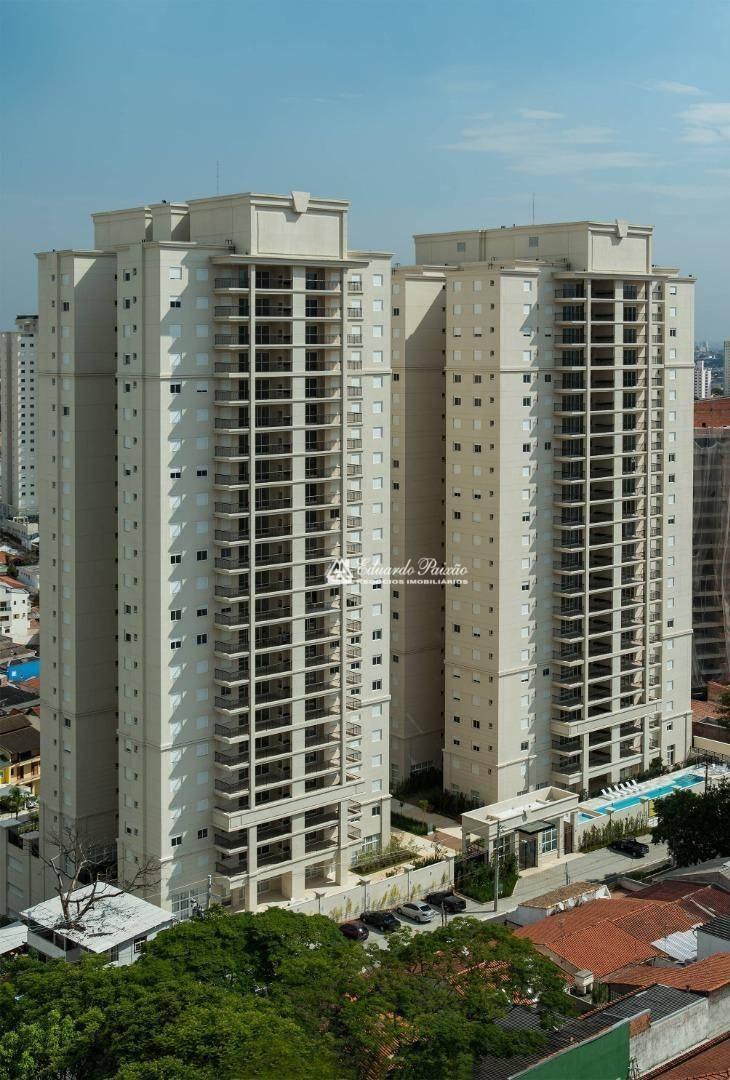 apartamento com 3 dormitórios à venda, 137 m² por r$ 900.000,00 - vila rosália - guarulhos/sp - ap0003