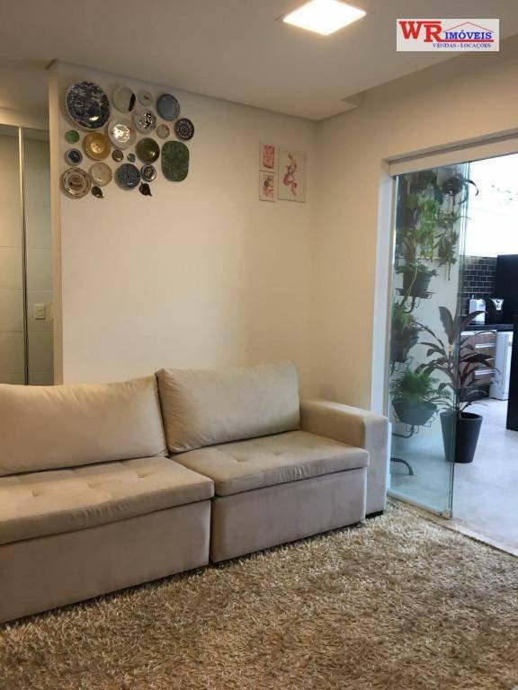 apartamento com 3 dormitórios à venda, 138 m² por r$ 620. - vila santa rita de cássia - são bernardo do campo/sp - ap2630