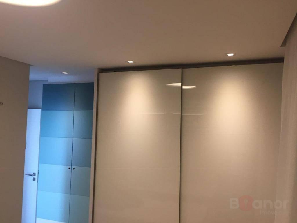apartamento com 3 dormitórios à venda, 139 m² por r$ 990.000,00 - velha - blumenau/sc - ap0589