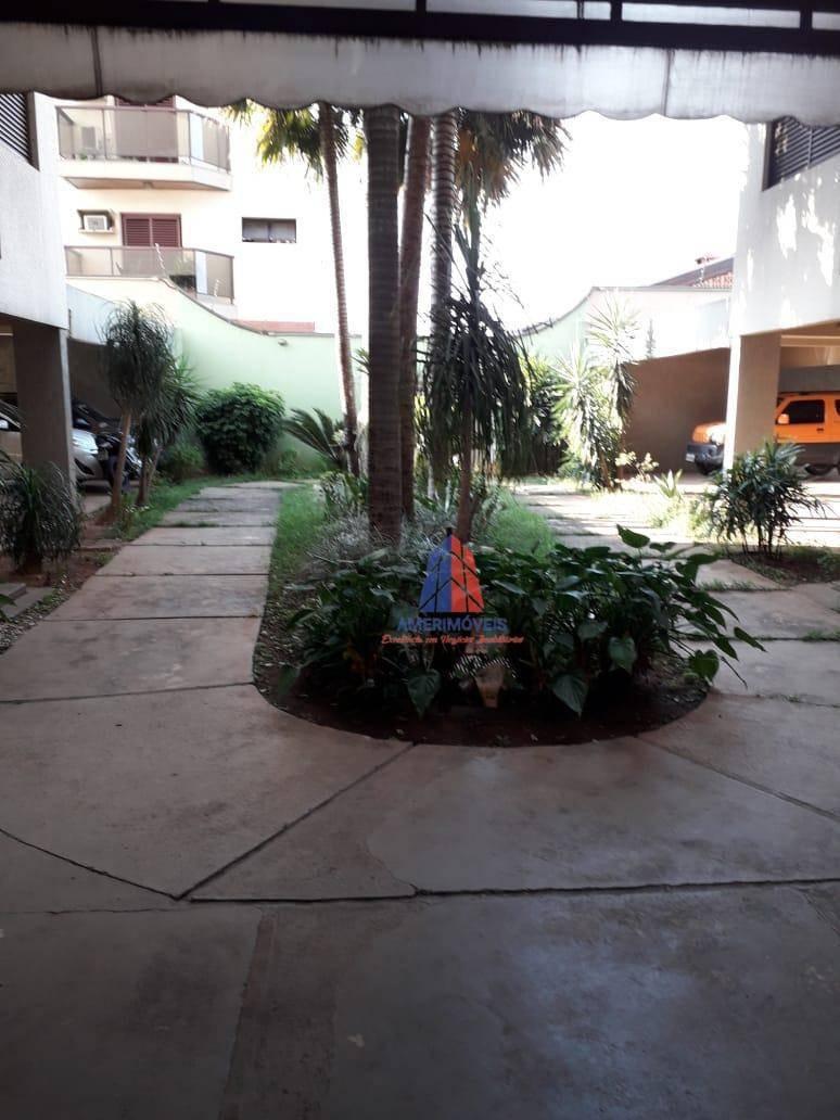 apartamento com 3 dormitórios à venda, 140 m² por r$ 580.000 - edifício del pilar - vila santa catarina - americana/sp - ap0986