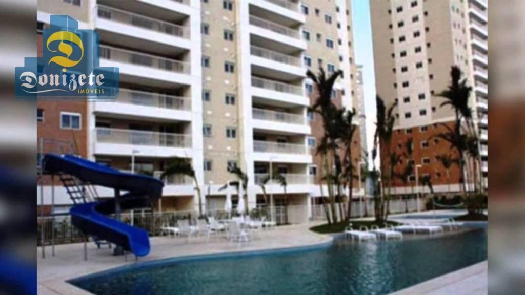 apartamento com 3 dormitórios à venda, 140 m² por r$ 959.000,01 - santa paula - são caetano do sul/sp - ap7105