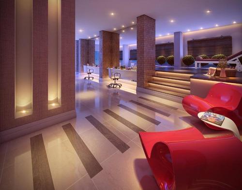 apartamento com 3 dormitórios à venda, 140 m² por r$ 960.000 - edifício saint tropez - sorocaba/sp - ap1982