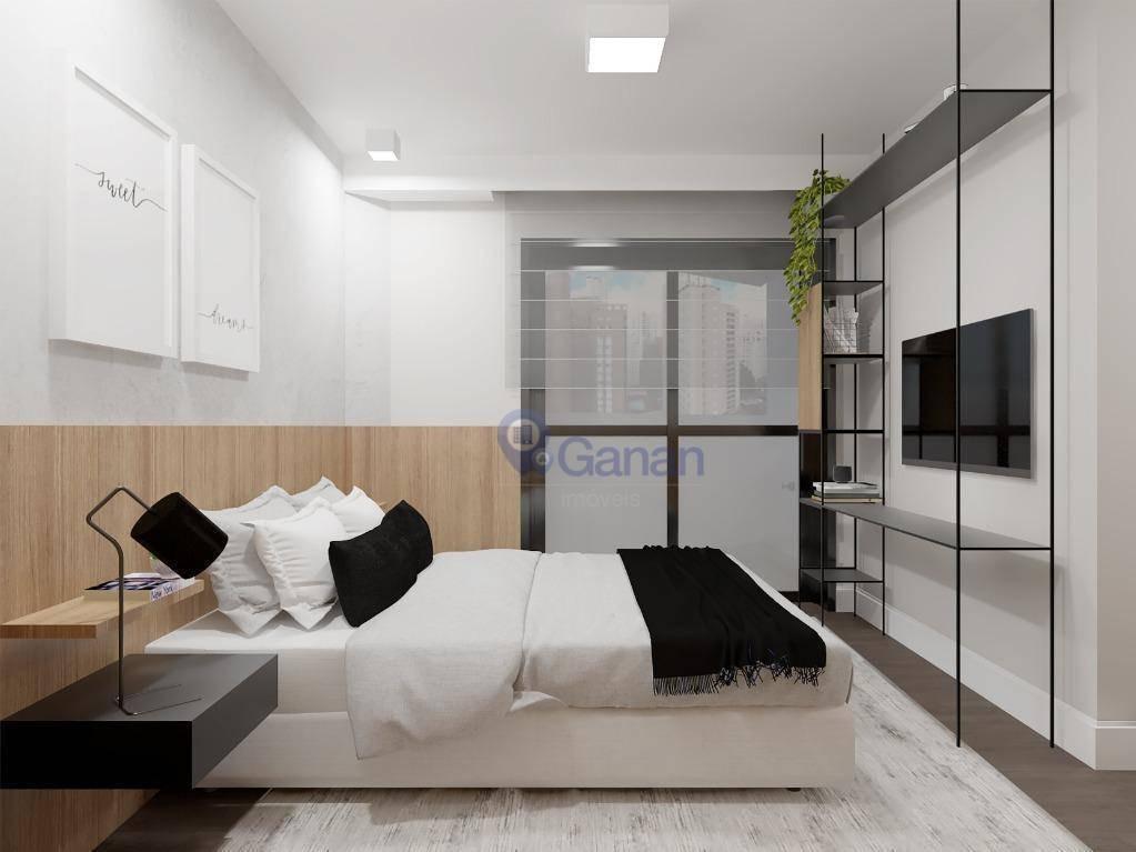 apartamento com 3 dormitórios à venda, 142 m² por r$ 1.755.000 - moema - são paulo/sp - ap6620