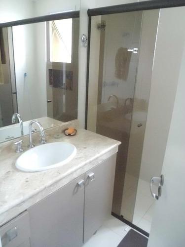 apartamento com 3 dormitórios à venda, 143 m² por ap3142 - ap3142