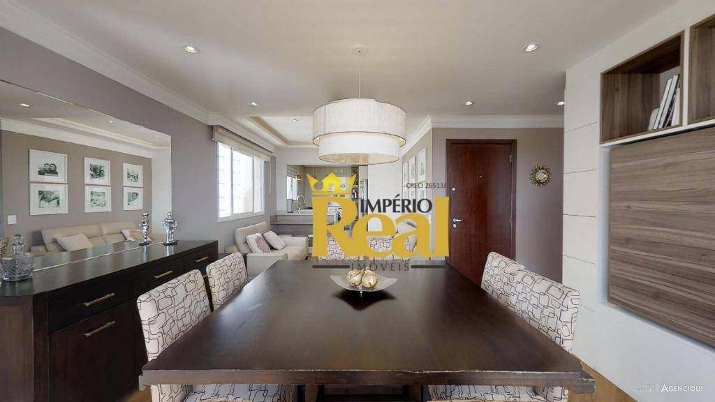 apartamento com 3 dormitórios à venda, 145 m² por r$ 1.200.000 - vila ipojuca - são paulo/sp - ap6330