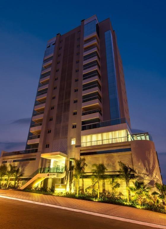 apartamento com 3 dormitórios à venda, 145 m² por r$ 755.000,00 - vila nova - blumenau/sc - ap1564