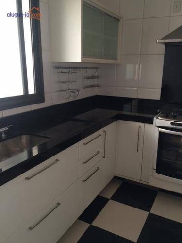apartamento com 3 dormitórios à venda, 146 m² por r$ 1.250.000 - vila adyana - são josé dos campos/sp - ap6539