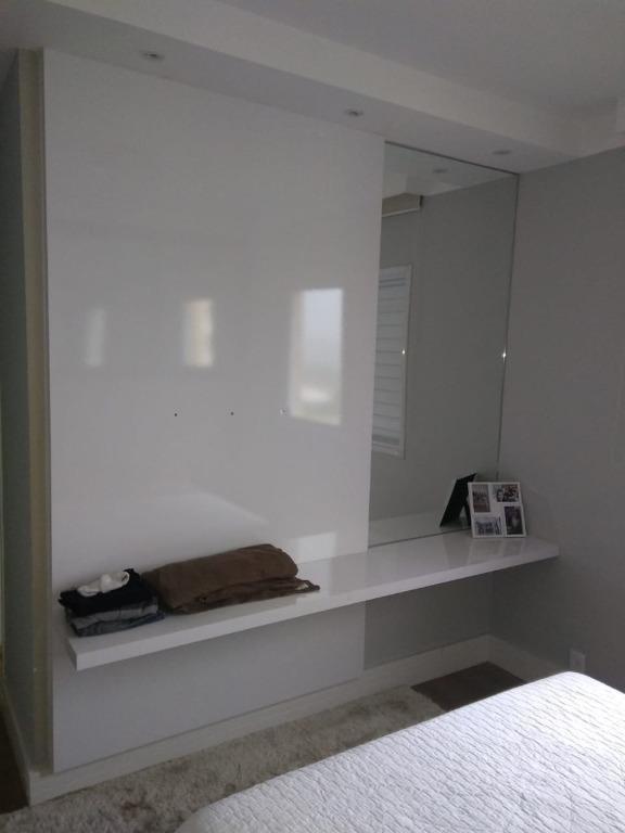 apartamento com 3 dormitórios à venda, 148 m² - vila nova socorro - mogi das cruzes/sp - ap8638