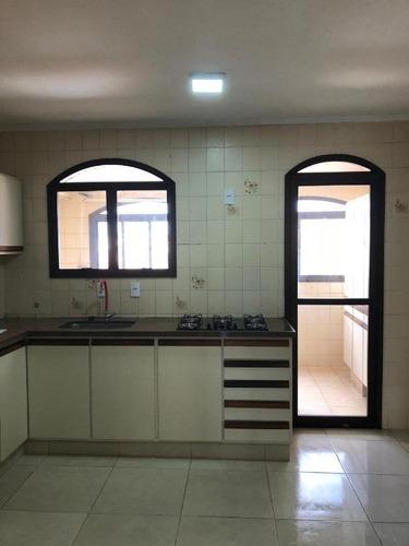 apartamento com 3 dormitórios à venda, 150 m² por r$ 550.000 - boa vista - são josé do rio preto/sp - ap0485