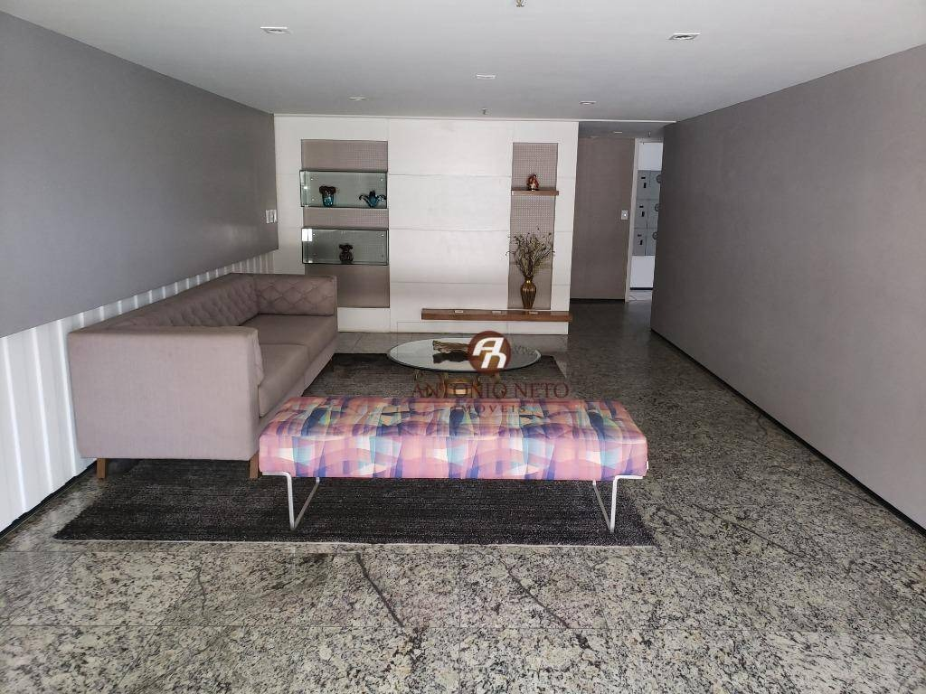 apartamento com 3 dormitórios à venda, 154 m² por r$ 550.000,00 - aldeota - fortaleza/ce - ap0428