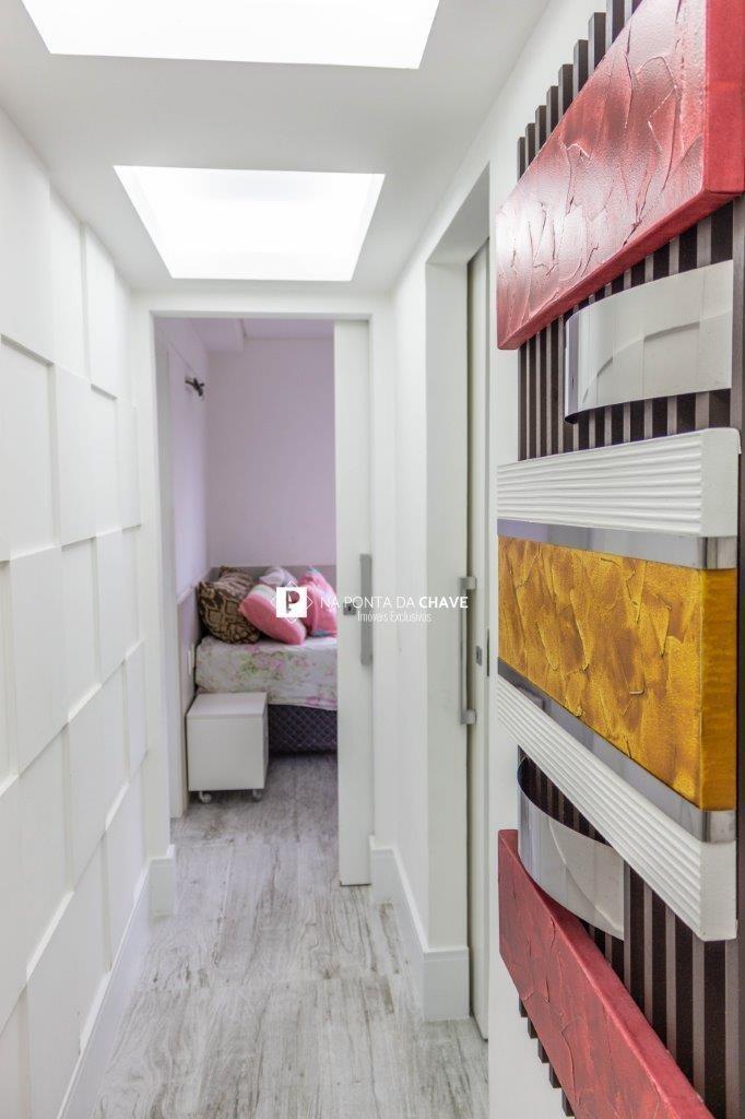 apartamento com 3 dormitórios à venda, 155 m² por r$ 1.170.000 - centro - são bernardo do campo/sp - ap0071
