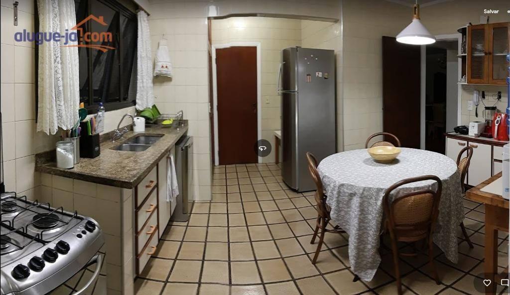apartamento com 3 dormitórios à venda, 156 m² por r$ 743.000 - vila adyana - são josé dos campos/sp - ap7558