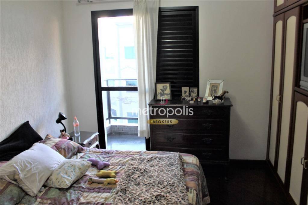 apartamento com 3 dormitórios à venda, 157 m² por r$ 580.000,00 - santa paula - são caetano do sul/sp - ap0523
