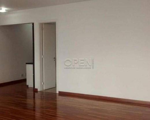 apartamento com 3 dormitórios à venda, 165 m² por r$ 1.490.000 - jardim - santo andré/sp - ap6177