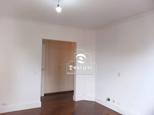 apartamento com 3 dormitórios à venda, 168 m² por r$ 910.000 - vila bastos - santo andré/sp - ap0064