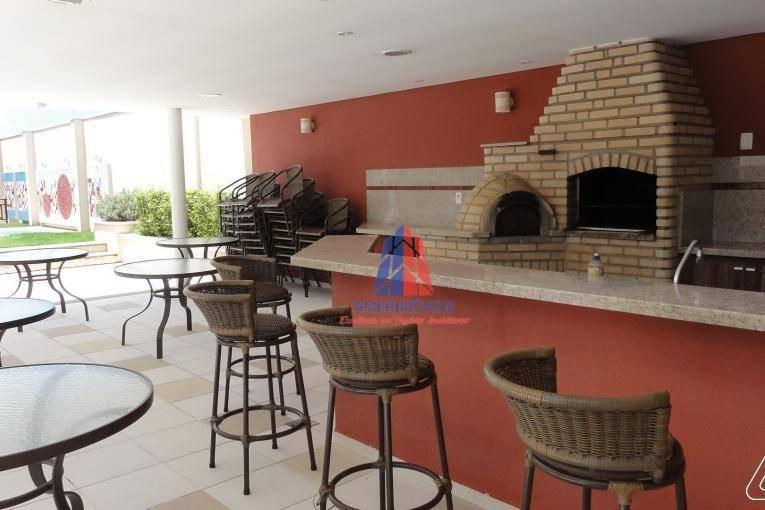 apartamento com 3 dormitórios à venda, 170 m² por r$ 1.300.000 - edifício villa d'acqua minerale - vila santa catarina - americana/sp - ap0001