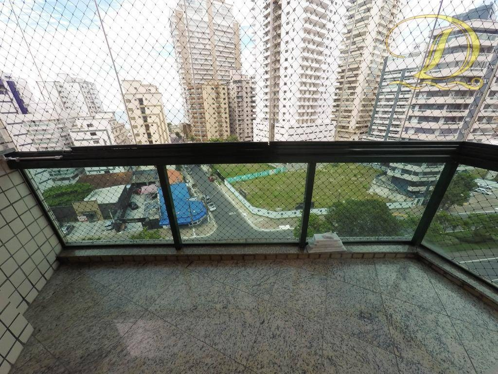 apartamento com 3 dormitórios à venda, 170 m² por r$ 450.000,00 - canto do forte - praia grande/sp - ap3018
