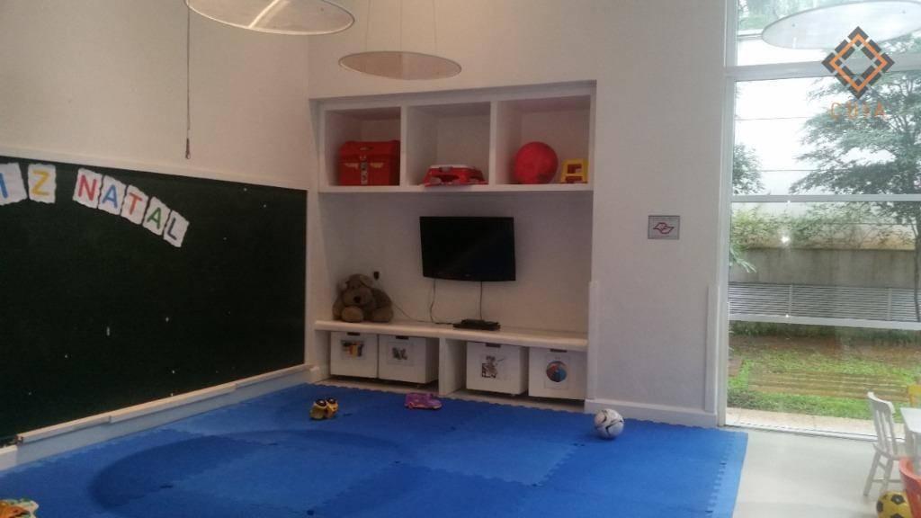 apartamento com 3 dormitórios à venda, 180 m² por r$ 2.600.000,00 - campo belo - são paulo/sp - ap39282