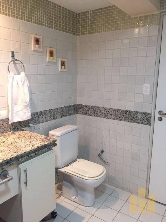 apartamento com 3 dormitórios à venda, 180 m² por r$ 520.000 - farol - maceió/al - ap0451