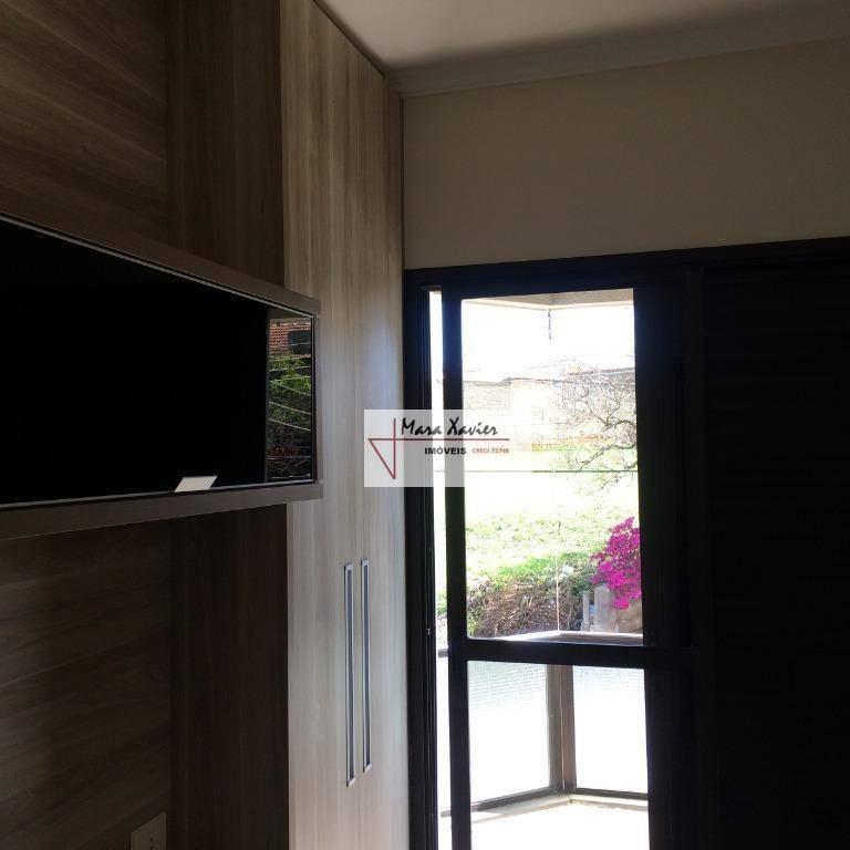 apartamento com 3 dormitórios à venda, 183 m² por r$ 851.000,00 - condomínio via veneto - vinhedo/sp - ap0526
