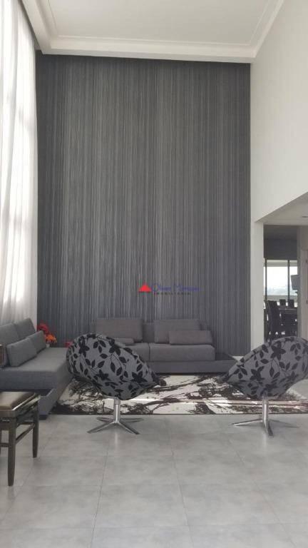 apartamento com 3 dormitórios à venda, 187 m² por r$ 1.500.000,00 - lorian boulevard - osasco/sp - ap6846