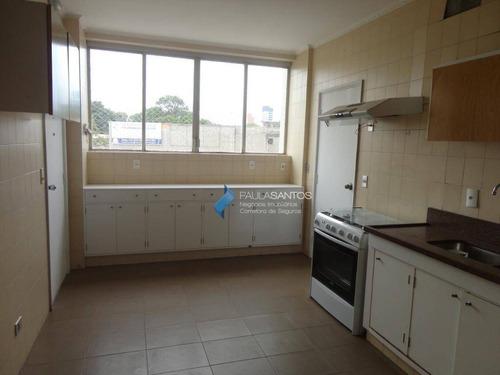 apartamento com 3 dormitórios à venda, 187 m² por r$ 480.000 - centro - sorocaba/sp - ap1341