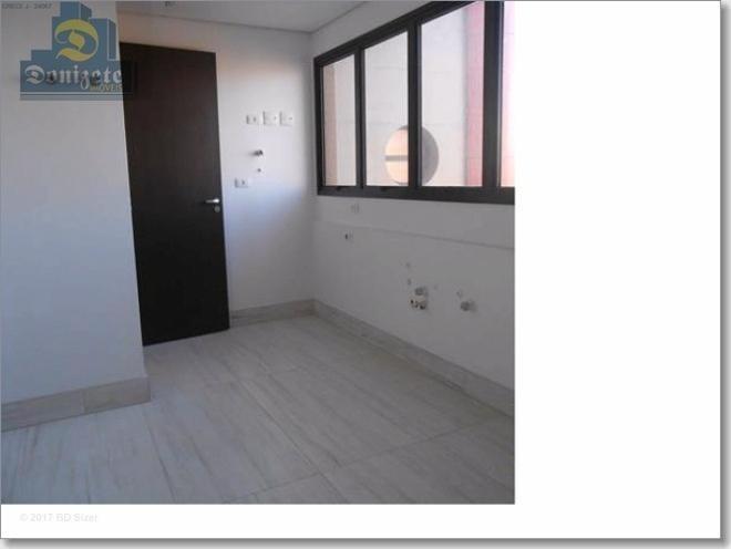 apartamento com 3 dormitórios à venda, 190 m² por r$ 1.470.000,00 - jardim - santo andré/sp - ap4714