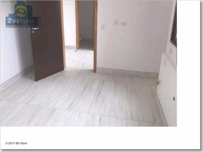 apartamento com 3 dormitórios à venda, 190 m² por r$ 1.470.000,01 - jardim - santo andré/sp - ap4714