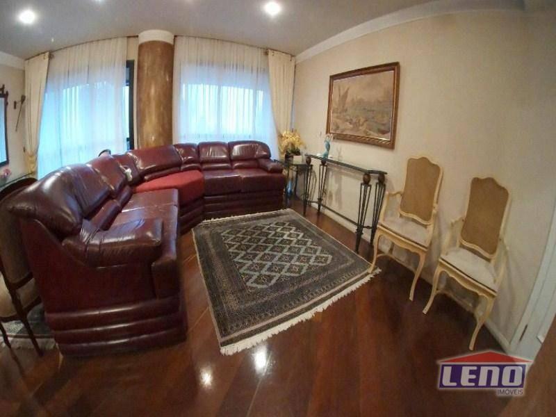 apartamento com 3 dormitórios à venda, 200 m² por r$ 1.300.000 - jardim anália franco - são paulo/sp - ap0559