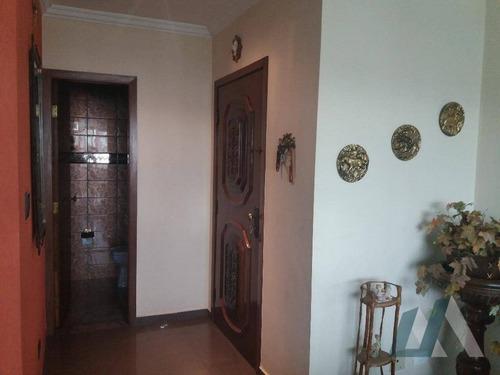 apartamento com 3 dormitórios à venda, 205 m² por r$ 750.000,00 - centro (sorocaba) - sorocaba/sp - ap0911