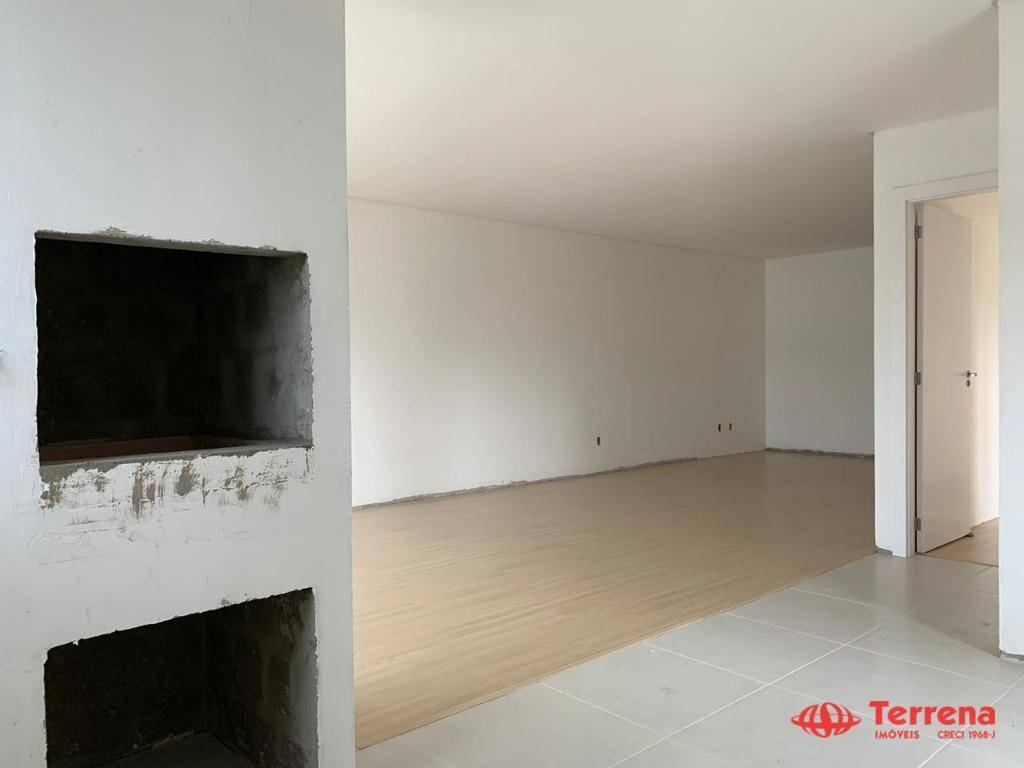 apartamento com 3 dormitórios à venda, 209 m² por r$ 650.000,00 - ponta aguda - blumenau/sc - ap0300