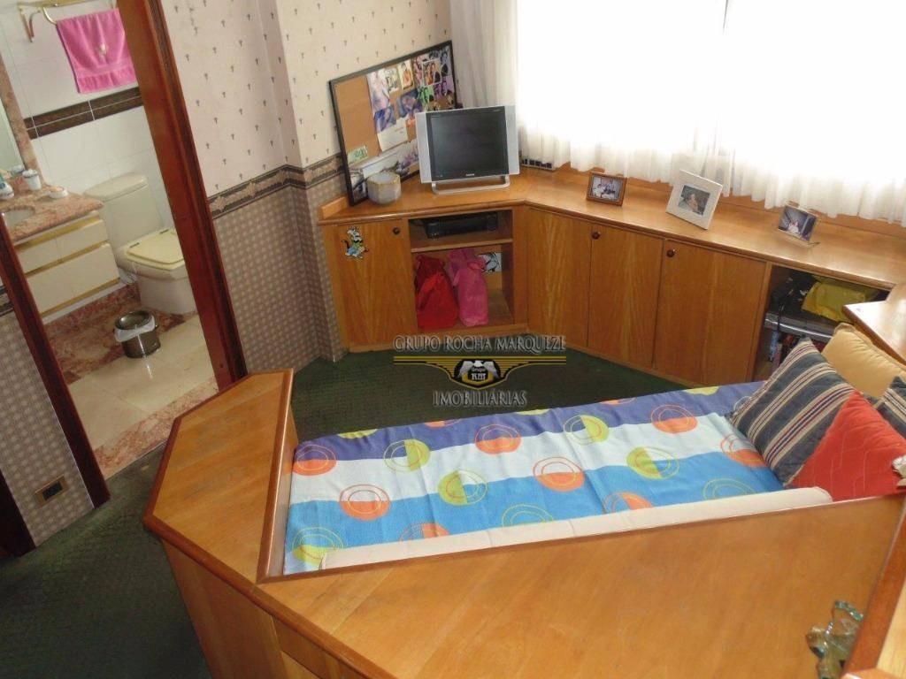 apartamento com 3 dormitórios à venda, 224 m² por r$ 1.360.000,00 - vila carrão - são paulo/sp - ap0407