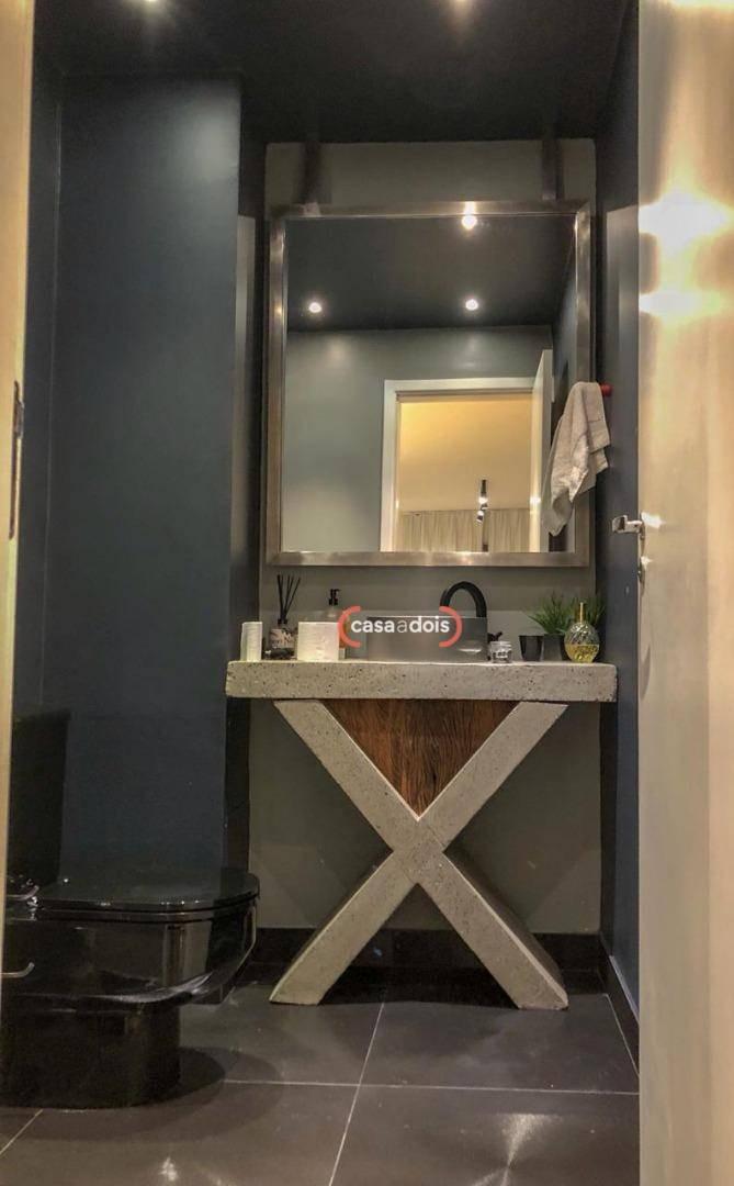 apartamento com 3 dormitórios à venda, 236 m² por r$ 1.700.000,00 - parque campolim - sorocaba/sp - ap0534