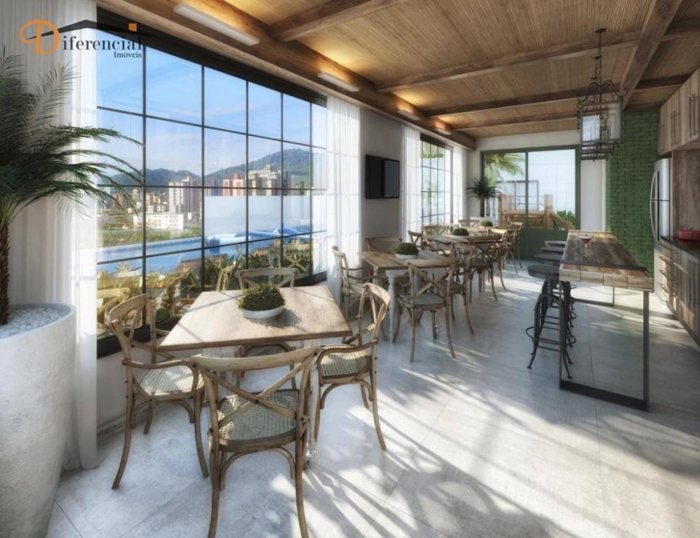 apartamento com 3 dormitórios à venda, 236 m² por r$ 3.250.000 - centro - balneário camboriú/sc - ap2640