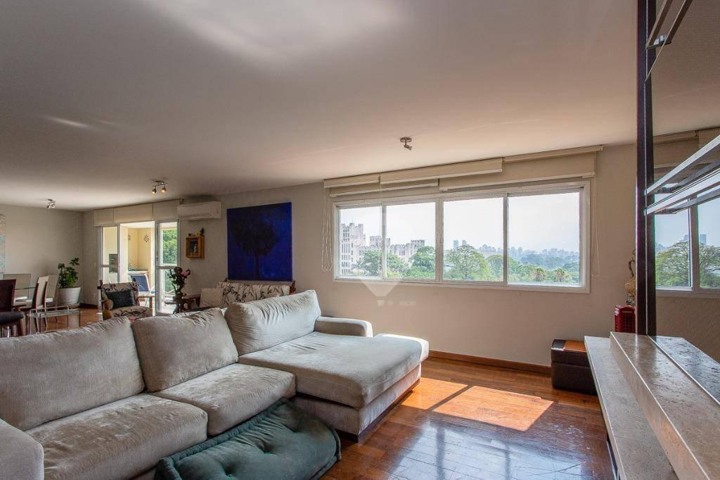 apartamento com 3 dormitórios à venda, 237 m² por r$ 3.097.000,00 - vila mariana - são paulo/sp - ap3885