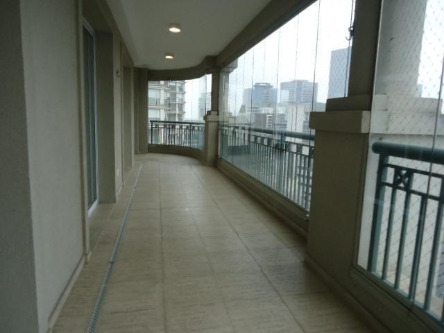 apartamento com 3 dormitórios à venda, 238 m² por r$ 3.700.000,00 - brooklin paulista - são paulo/sp - ap1947