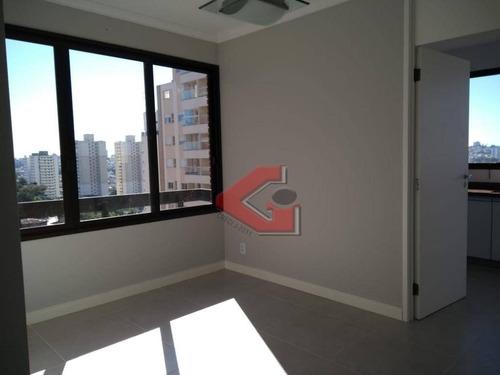 apartamento com 3 dormitórios à venda, 268 m² por r$ 1.300.000,00 - jardim do mar - são bernardo do campo/sp - ap2388