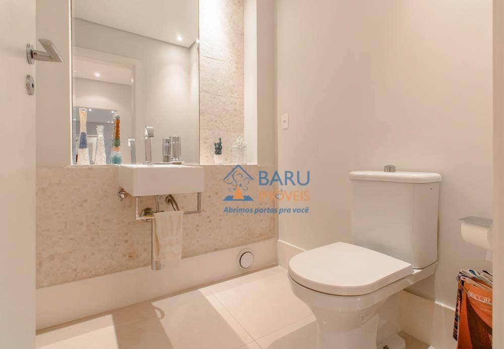 apartamento com 3 dormitórios à venda, 270 m² por r$ 2.500.000,00 - santa cecília - são paulo/sp - ap10966
