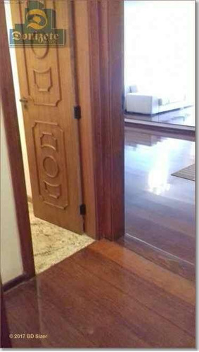 apartamento com 3 dormitórios à venda, 270 m² por r$ 790.000 - vila assunção - santo andré/sp - ap1390