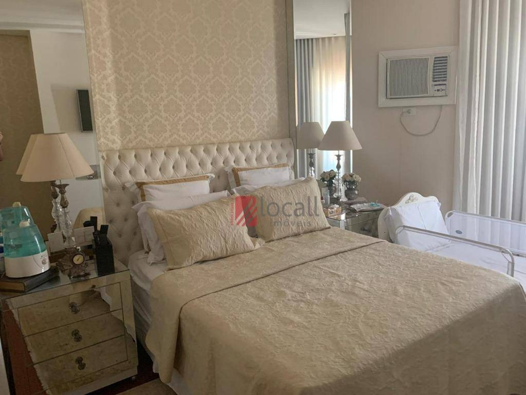 apartamento com 3 dormitórios à venda, 300 m² por r$ 980.000 - centro - são josé do rio preto/sp - ap2041