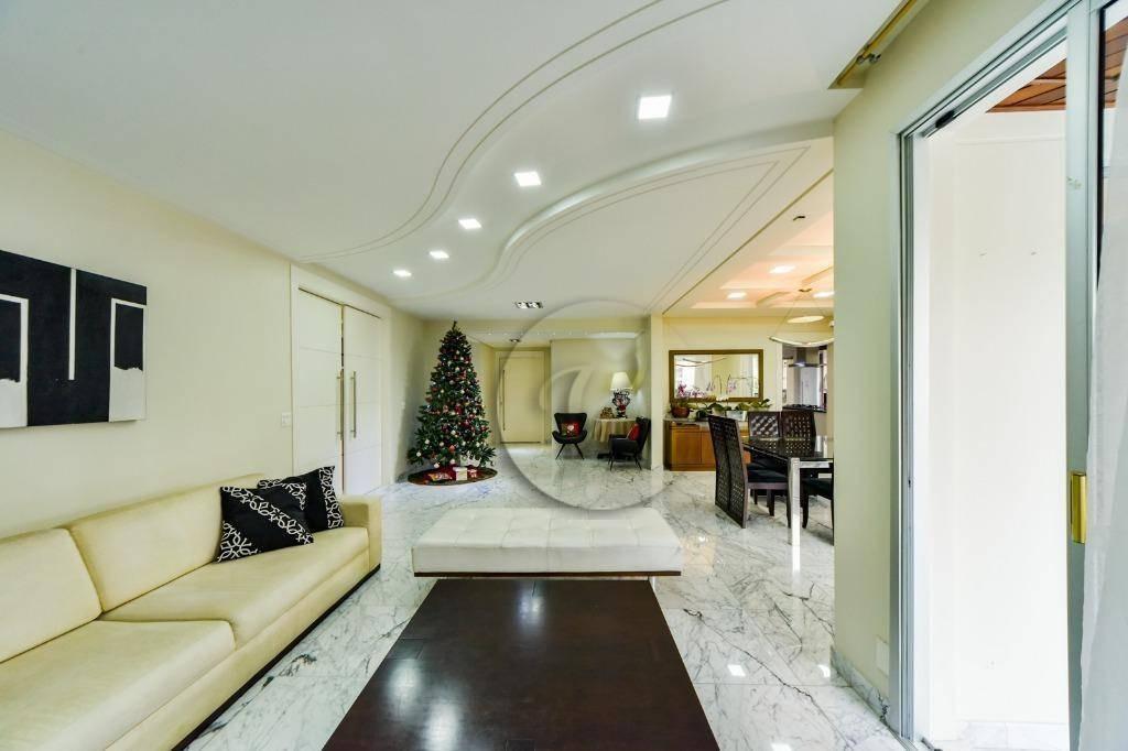apartamento com 3 dormitórios à venda, 330 m² por r$ 2.400.000,00 - jardim - santo andré/sp - ap9587