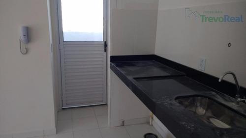 apartamento com 3 dormitórios à venda, 53 m² por r$ 319.000 - condomínio alta vista - valinhos/sp - ap0642