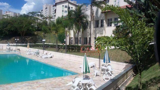 apartamento com 3 dormitórios à venda, 55 m² por r$ 219.950,00 - jardim triângulo - ferraz de vasconcelos/sp - ap3065