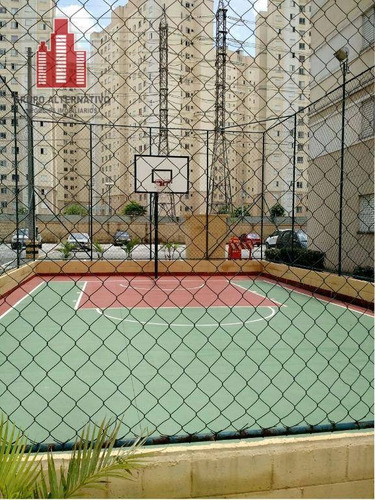 apartamento com 3 dormitórios à venda, 55 m² por r$ 259.000 - ponte grande - guarulhos/sp - ap0065
