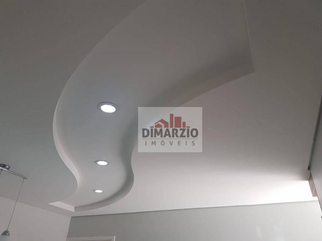 apartamento com 3 dormitórios à venda, 59 m² por r$ 250.000,00 - jardim dona regina - santa bárbara d'oeste/sp - ap0729